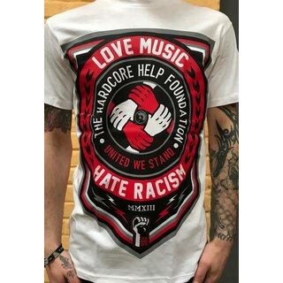 Love Music T-Shirt, white