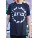 United Hardcore T-Shirt, black XL