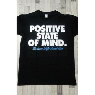 Positive State Of Mind. T-Shirt, Black