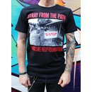 Stray From The Path T-Shirt, black S