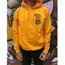 HHF LOTUS HOODIE with ELEMENTS/Gold - anthrazit
