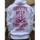 HHF LOTUS HOODIE with ELEMENTS - magenta