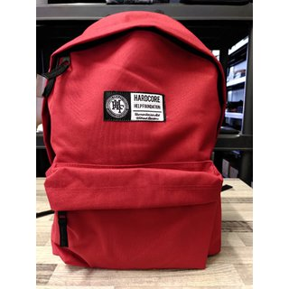 Humanitarian Aid - Backpack Classic Red