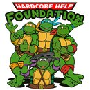 HHF Turtle - Power /withe-S