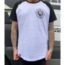 HIMTM - Catcher Short Sleeve-White/Black XL