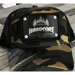 HHF Trucker Cap - with a changeable patch